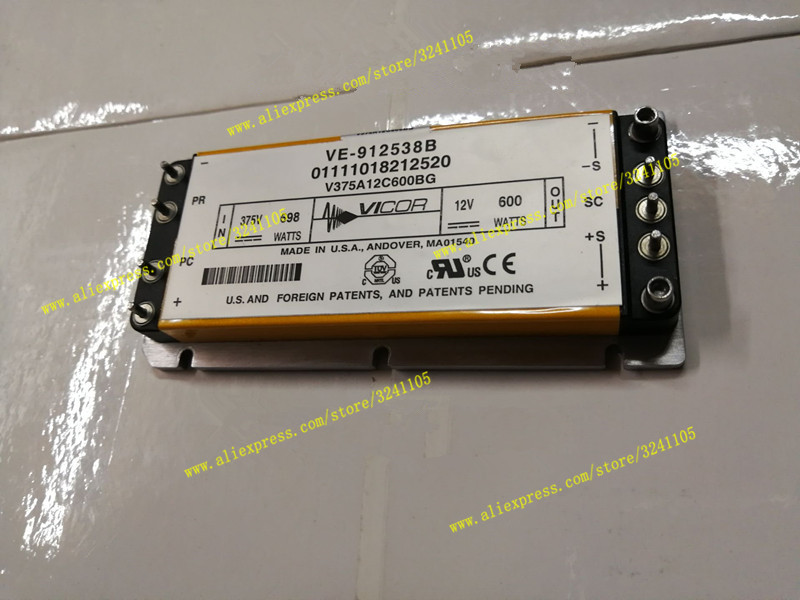 Free Shipping New VE-912538B Isolated Power Module