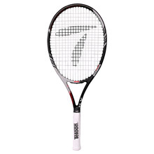 Tennis Rackets Single Beginner Carbon Professional College Student Men and Women Double Suit Training with Line Rebound