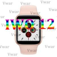 Reloj inteligente IP67 con Bluetooth para 12  resistente al agua  1:1  40mm  reloj inteligente con Siri para Apple iOS  Android  frecuencia cardíaca  ECG y ewo 11 8|Relojes inteligentes| |  -