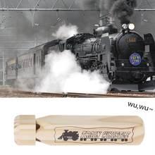 Новинка деревянный поезд свистки детская вечеринка Сувениры