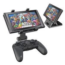 Commutateur Pro contrôleur poignée jeu contrôleur pince pince support de montage support de Console pour Nintendo Switch/Console Lite