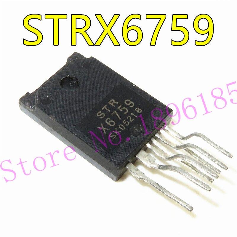 1 pçs/lote STRX6759 STR-X6759 TO3-7P Em Estoque