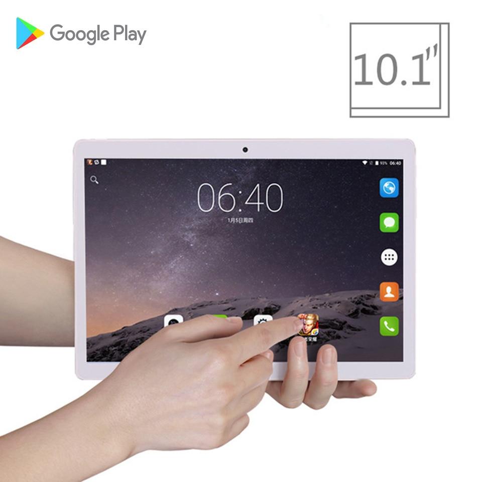 2020 Global Versie 4G Telefoon Tablet 10.1 Inch 2.5d Glas Tablet Pc Octa Core 4Gb Ram Tablet Android goedkope Gaming Tablet Gps Wifi