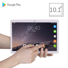 2020 globale version 4G telefon Tablet 10,1 zoll 2,5 d glas tablet pc octa core 4GB RAM Tablet android günstige gaming Tablet GPS wifi