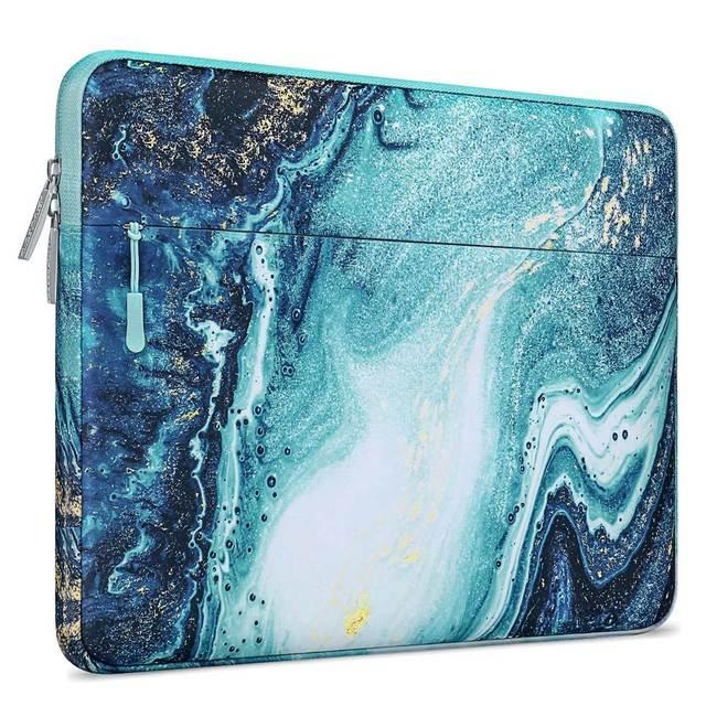blue Marble Laptop Sleeve Bag