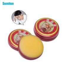 Sumifun 5 Pcs/10 Pcs Rode Tijgerbalsem Zalf Essentiële Koeling Olie Refresh Slechte Geur Crème Zalf Voor Koude hoofdpijn Duizeligheid