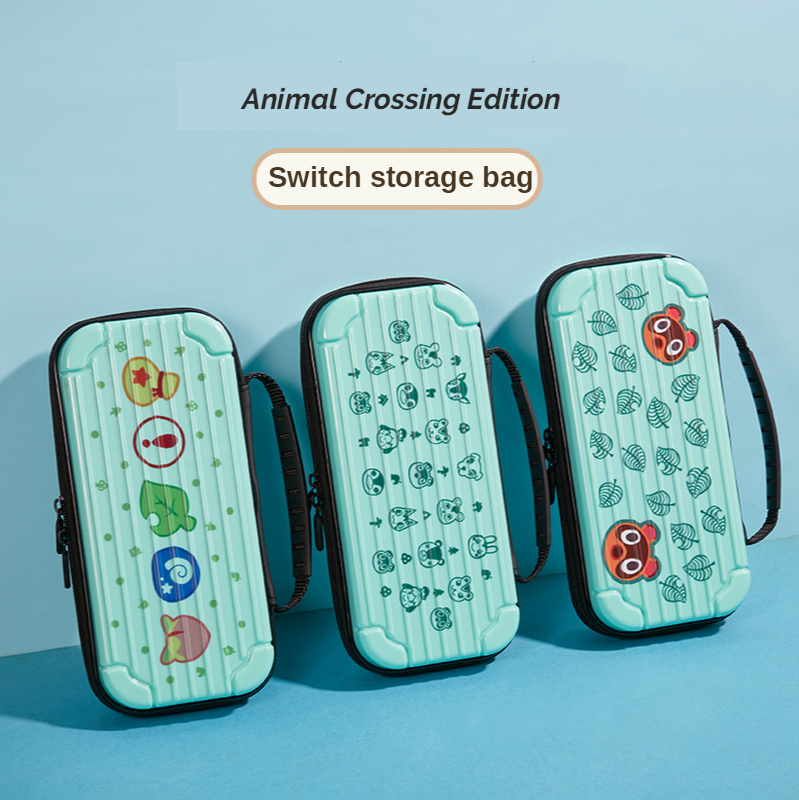Nintend Switch Case Animal Crossing Nintendos Console Storage Bag for Nitendo Protective Case Switch Protective Accessories