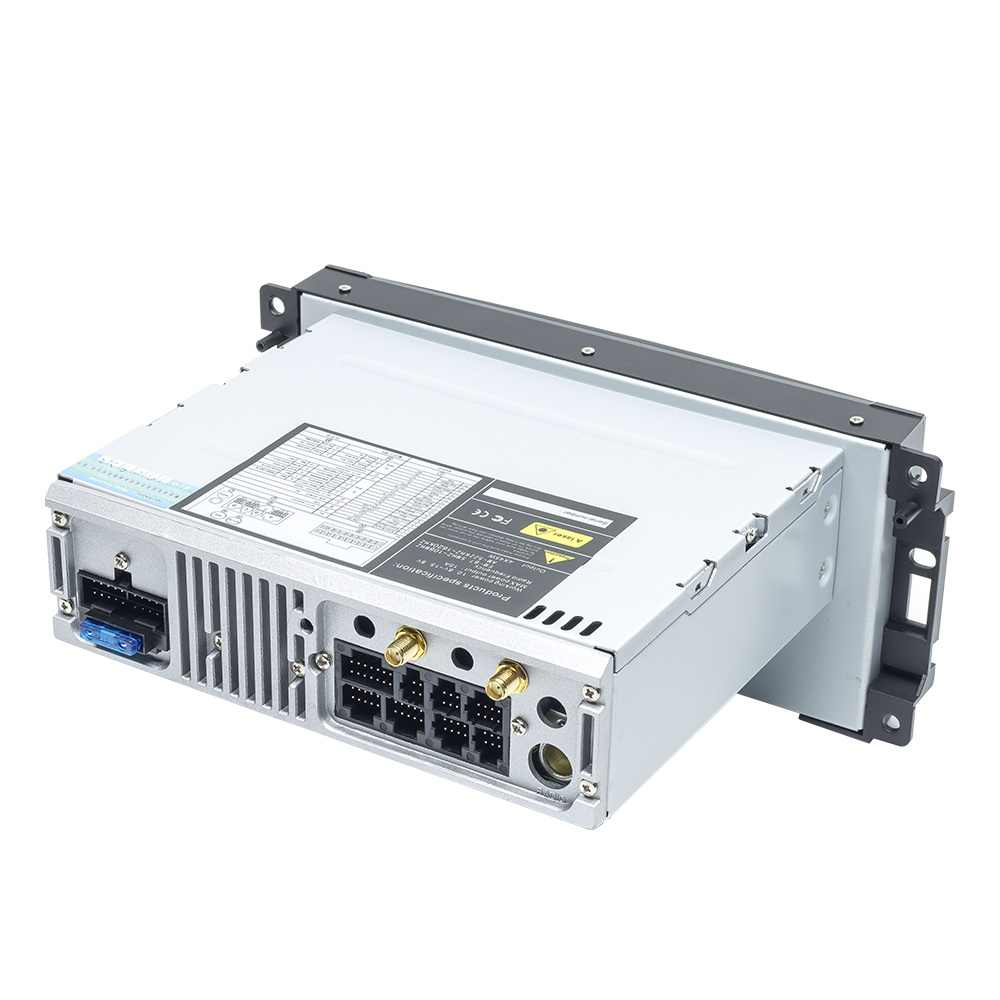 Odtwarzacz samochodowy Monitor dla Jeep/Wrangler/Patriot/compass Wrangler Grand Cherokee 2008-2011 nawigacja multimedialna gps DVR 2GB + 16GB