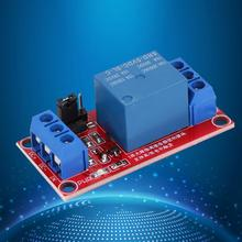 8pcs 1-Channel Relay Module 5V Low Level Trigger with Optocoupler Isolation for Arduino motor цена
