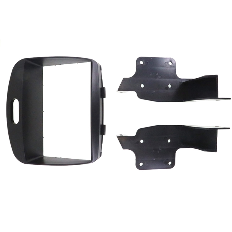2-DIN Car Head Unit Fascia Radio Facia Stereo Installation Dash Kit for Hyundai I10 2008-2013