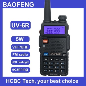 BAOFENG UV-5R Walkie Talkie Ha