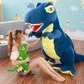 Хит продаж, 60 см/90 см, мультяшный динозавр, плюшевые игрушки, хобби, огромный Тираннозавр Рекс, плюшевые куклы, мягкие игрушки для детей, Клас...