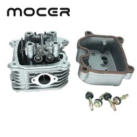 200cc GY6 Cylinder Head with 4 valve for Tuned 125cc Engine ATV PIT BIKE MOTORCYCLE GT 185
