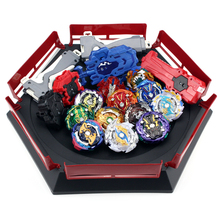 New Beyblade Burst Set Toys Beyblades Arena Bayblade Metal Fusion Fighting Gyro 4D with 4 Launcher Spinning Top Blades