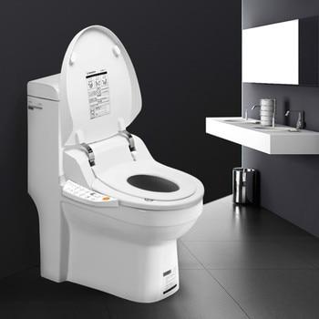 Inteligente multifunción baño lateral De asiento Panel De Control De calefacción, bidé electrónico cubierta De Tapa De Inodoro cubierta De asiento del Inodoro De DA60ZBQ