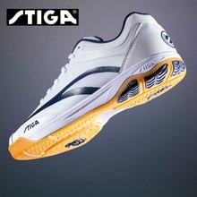 Новое поступление; Stiga; обувь для настольного тенниса; Zapatillas Deportivas Mujer; Мужская и женская обувь для пинг-понга; спортивные кроссовки