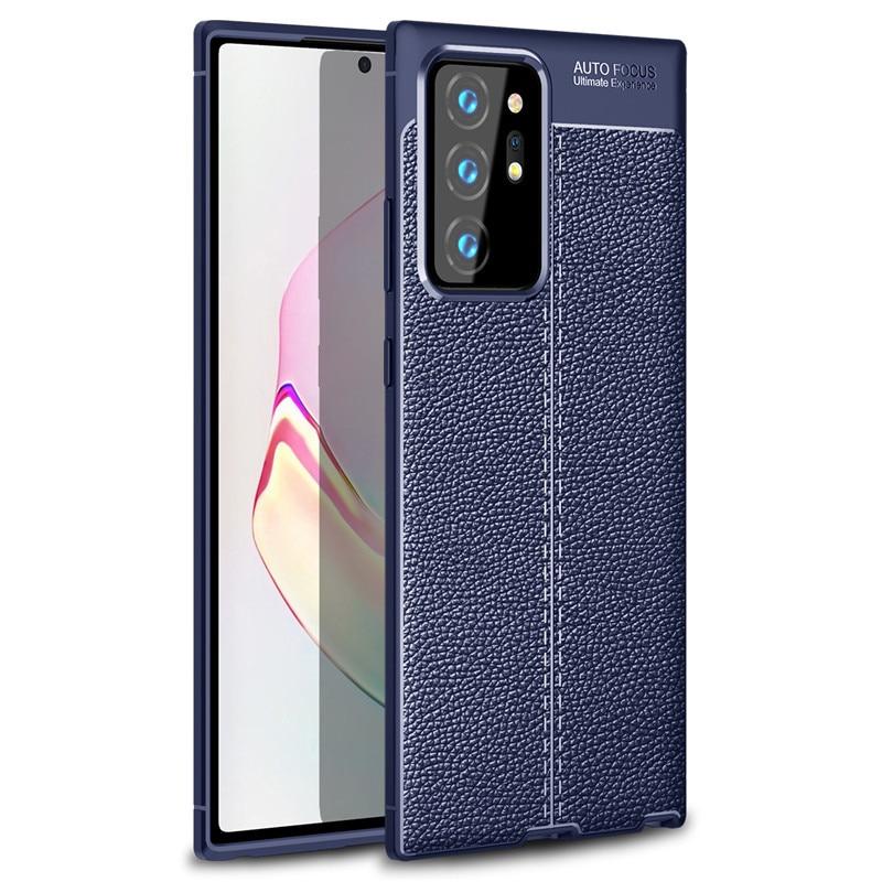 Funda Samsung Galaxy Note 20 Funda de Cuero PU Premium Carcasa para Samsung Galaxy Note20 4G//Galaxy Note20 5G HOOMIL Funda para Samsung Note 20 Negro