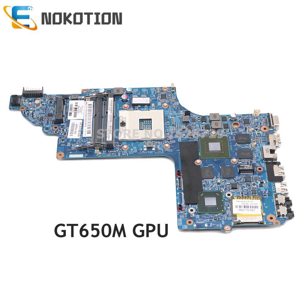 For HP DV6-7000//DV6T-7000 Intel Motherboard 710988-501 TEST OK!