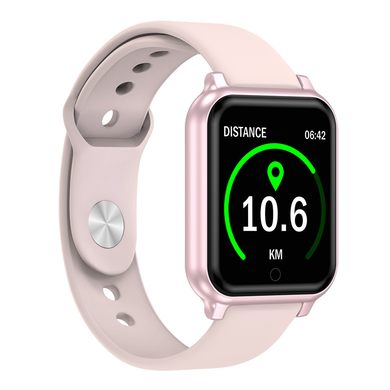 B58 Smart Watch B57 S Bracelet IP67 Waterproof Heart Rate Monitor Blood Pressure Fitness Tracker Women Men Sport Wearable Watch