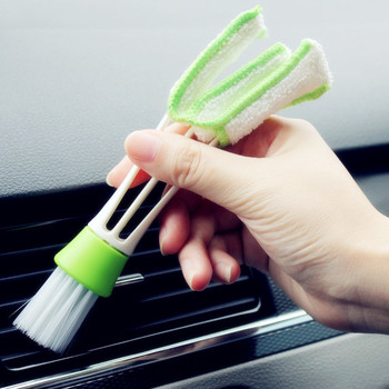Herramientas de limpieza de automóviles, cepillo de limpieza, salida de ventilación para Mercedes Benz GL63 clase GL G65 G550 G350 E300 GLC GLC43 G350d EQA E43