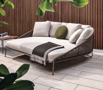 Leisure Rattan Sofa Outdoor Furniture 1