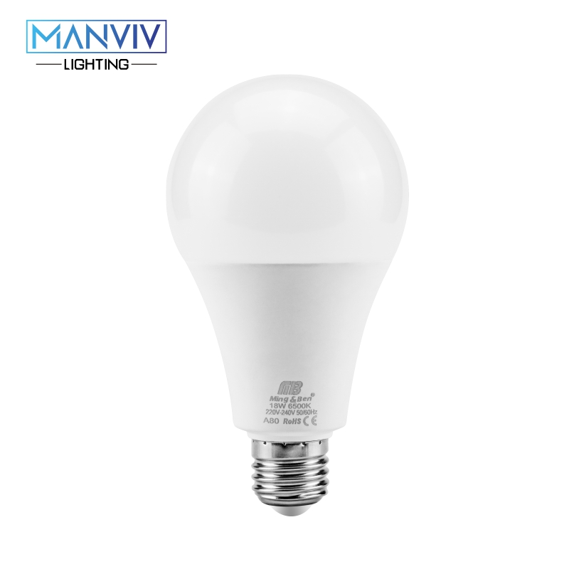 LED Bulb E27 NO Flicker Lamp 3W 5W 9W 12W 15W 18W 20W 30W 40W 50W 220V LED Light High Bright Lampada LED Spotlight Table Lamp