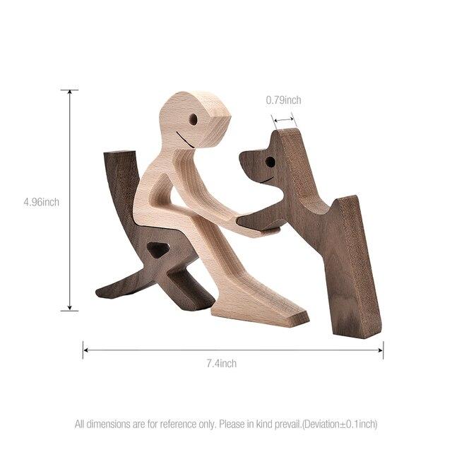 Dog Wood Decor  6