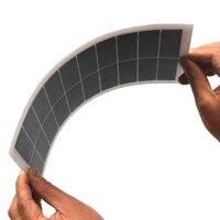 BUHESHUI 6W 10V ETFE 태양 전지 패널 세미 유연한 DIY 태양 전지 패널 배터리 충전기 Sunpower 무료 배송