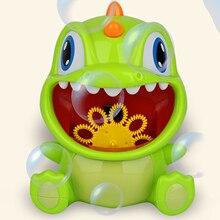 Bubble Machine Frog Music Kids Bath Toy Bathtub Soap Automatic Bubble Maker Baby Bathroom Toy For Children Dropshipping D50