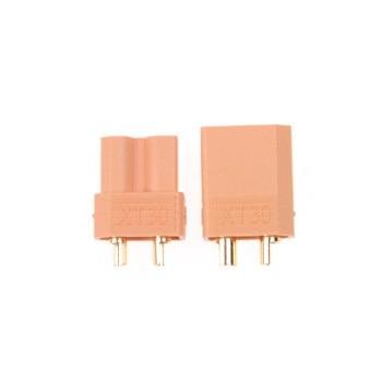 10 unids/lote XT30 XT-30 XT 30 enchufe macho hembra Bullet conectores enchufe al por mayor de alta calidad para batería Lipo RC