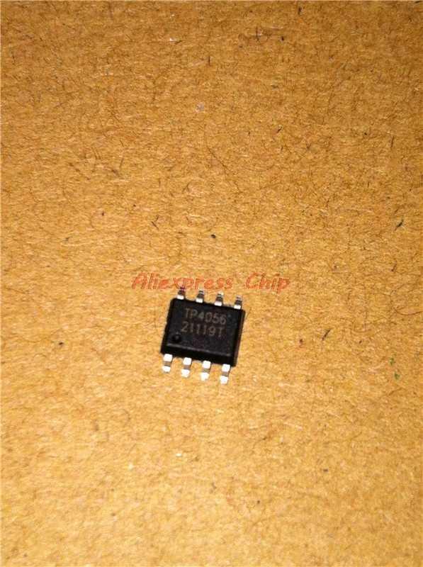 1 ピース/ロット TP4056 TP4056E ME4056 4056E TC4056A 1A リニア · リチウムイオン · バッテリ · チャージャ ic sop-8 在庫