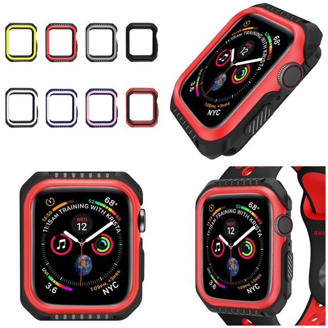 Hard Armor Case for Apple Watch 5