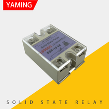 цена на SSR-10VA Normally Open NO DC Single-phase Solid State Relay Voltage Regulator