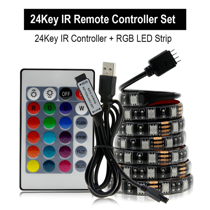 IR 24Keys Controller