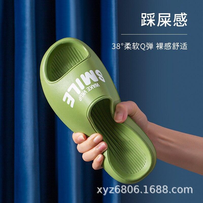 EVA/тапочки женская одежда домашние Нескользящие мягкие тапочки на толстой подошве Мужская обувь женская домашняя обувь для мужчин|Тапочки|   | АлиЭкспресс