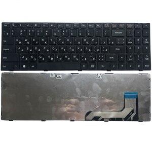 Image 1 - New Russian RU keyboard for Lenovo Ideapad 100 15 100 15IBY 100 15IB B50 10 PK131ER1A05 5N20h52634 9z.NCLSN.00R NANO NSK BR0SN