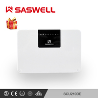 SASWELL Smart Thermostat Temperature Controller for room under floor Heating Water Intelligent Thermoregulator