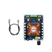 Placa amplificadora digital de alta potencia TDA7498E, 2x160W, módulo de amplificador de Audio estéreo para cine en casa y coche, XH-A121