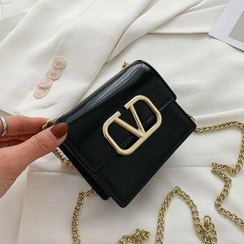 Luxury Handbags Women Bags Designer for 2020 Chain Shoulder Crossbody Fashion Mini Messenger Bag Feminina Square Pack