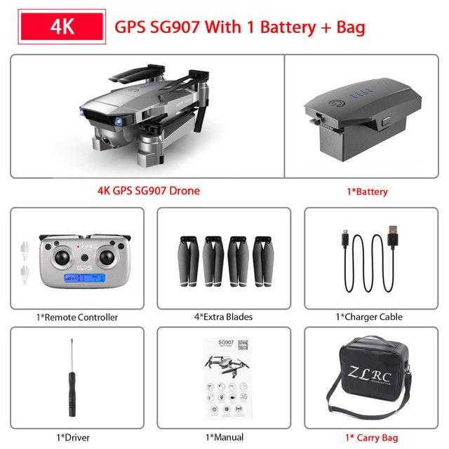 SG907 4K 1B Bag