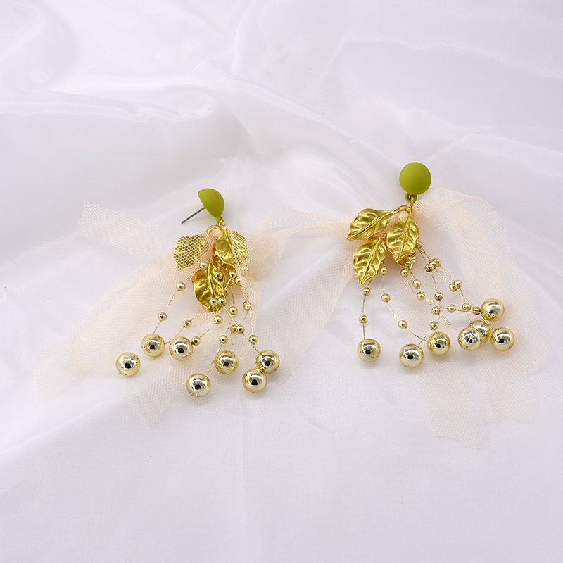 Statement Shiny Crystal Long Earring Pendents for Women CLOVER JEWELLERY