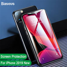 Baseus 0.23mm Protective Glass For iPhone 11 Pro Max New Arrivel Full Cover Tempered Screen Protector