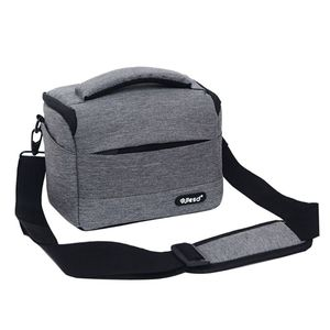 Image 4 - Kamera kamera çantası sırt çantası dayanıklı Polyester omuz Crossbody çanta su geçirmez fotoğraf fotoğraf taşıma çantası Canon Nikon için