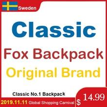 7L 16L 20L Classic Fox kan Brand Backpack Men Women Waterpro