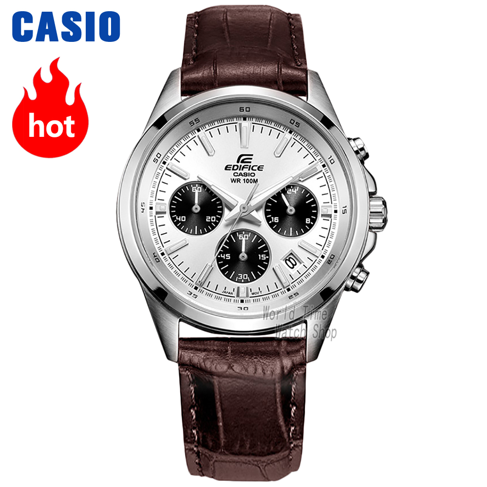 Casio watch Edifice watch men top luxury set quartz Waterproof Chronograph men watch Sport military Watchs relogio masculino-in Quartz Watches from Watches