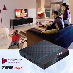 Image 5 - T95Z プラス/T95 最大プラス 16/32/64 ギガバイトの Android 7.1/9.0 4 4K テレビボックススマート tv ボックス 2.4 グラム/5 GHz 無線 Lan BT4.0 セットボックス T95 メディアプレーヤー