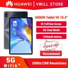 Honor Mediapad V6 10.4 calowy ekran 2K Honor Tablet PC V6 10.4 ''Kirin 985 Octa Core 5G podwójny Model WiFi 6 +