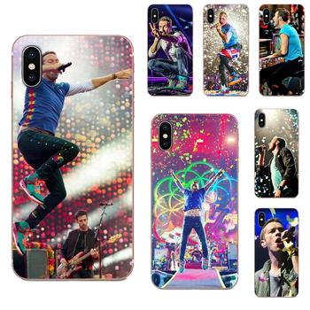 Chris Martin Coldplay Piano Viva La Live For Huawei P7 P8 P9 P10 P20 P30 Lite Mini Plus Pro Y9 Prime P Smart Z 2018 2019 image
