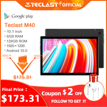 Tablet Teclast Camera Phone Bluetooth 6GB-RAM Mali-G52 Android Call-Wifi 4G GPU M40 Newest