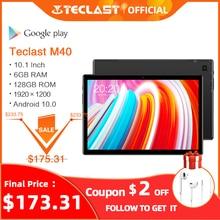Tablet Teclast Camera Phone Bluetooth Call-Wifi Android M40 4G GPU Newest Mali-G52 3EE
